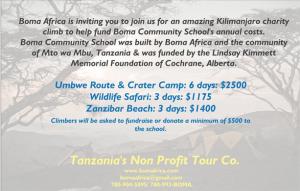 Kill charity Klimb 2016-2