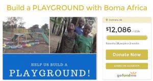 Playground Fundraiser!