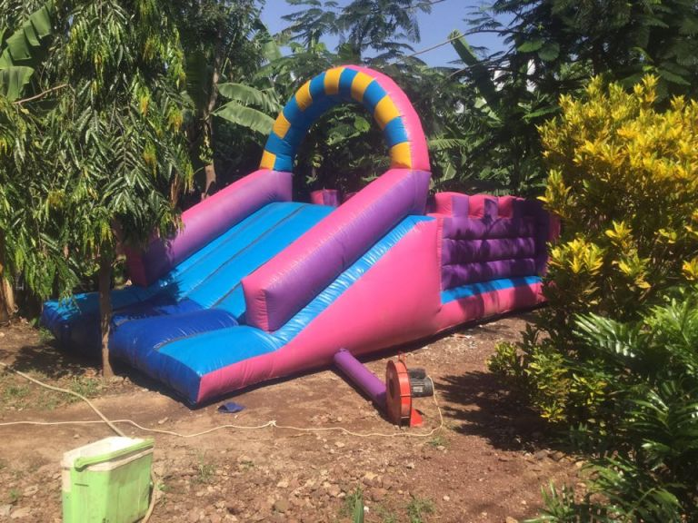 boma africa- bouncy castle