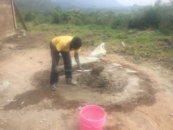 community centre -2016- picture- boma africa
