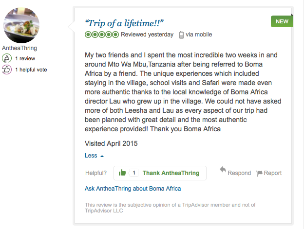 anthea- trip advisor- 2016- other- picture- boma africa