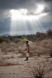 Hadzabe Bushman by Andrew Knapp
