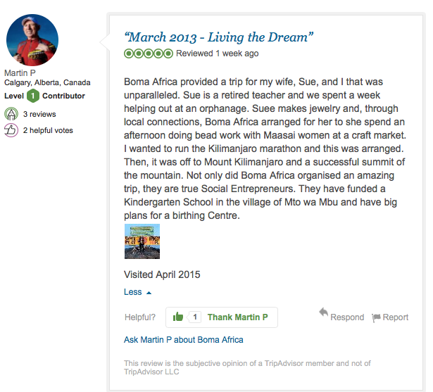 martin- tripadvisor- 2016- other- picture- boma africa