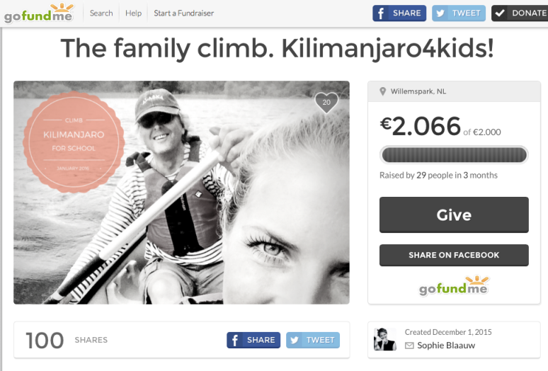 Sophie's Blog- Kilimanjaro- Boma Community School- Boma Africa