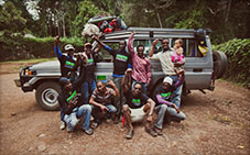 Boma Africa Mountain Team