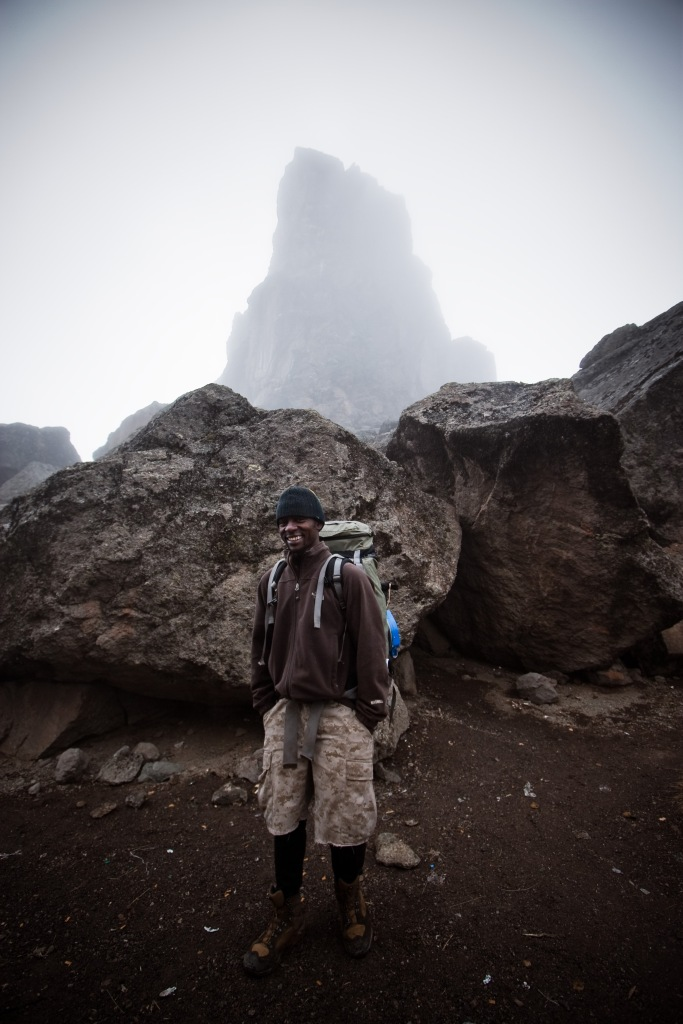Kilimanjaro Boulders. Photo by Andrew Knapp. Boma Africa