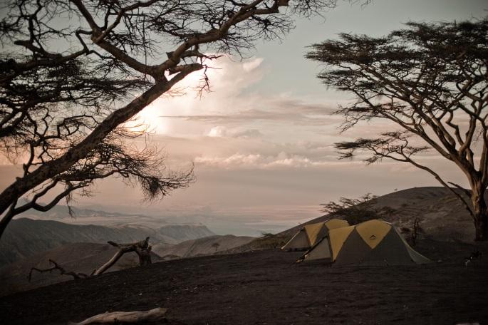 ngorongorotents- knapp- trekking- picture- boma africa