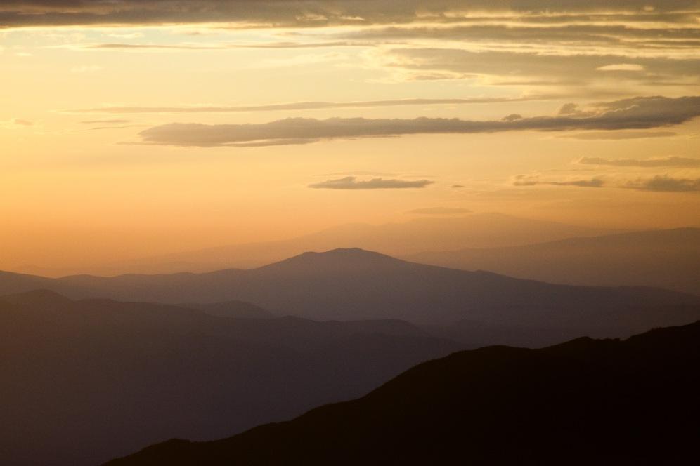 sunrise glacier boma africa safari tanzania kilimanjaro wildlife mountain