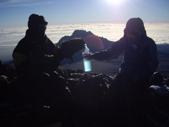 glacier boma africa safari tanzania kilimanjaro wildlife non profit mountain