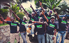 Boma Team Prepared for the Climb