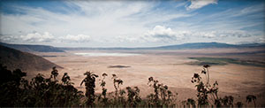 Ngorongoro Crater. Photo by Andrew Knapp. Boma Africa.
