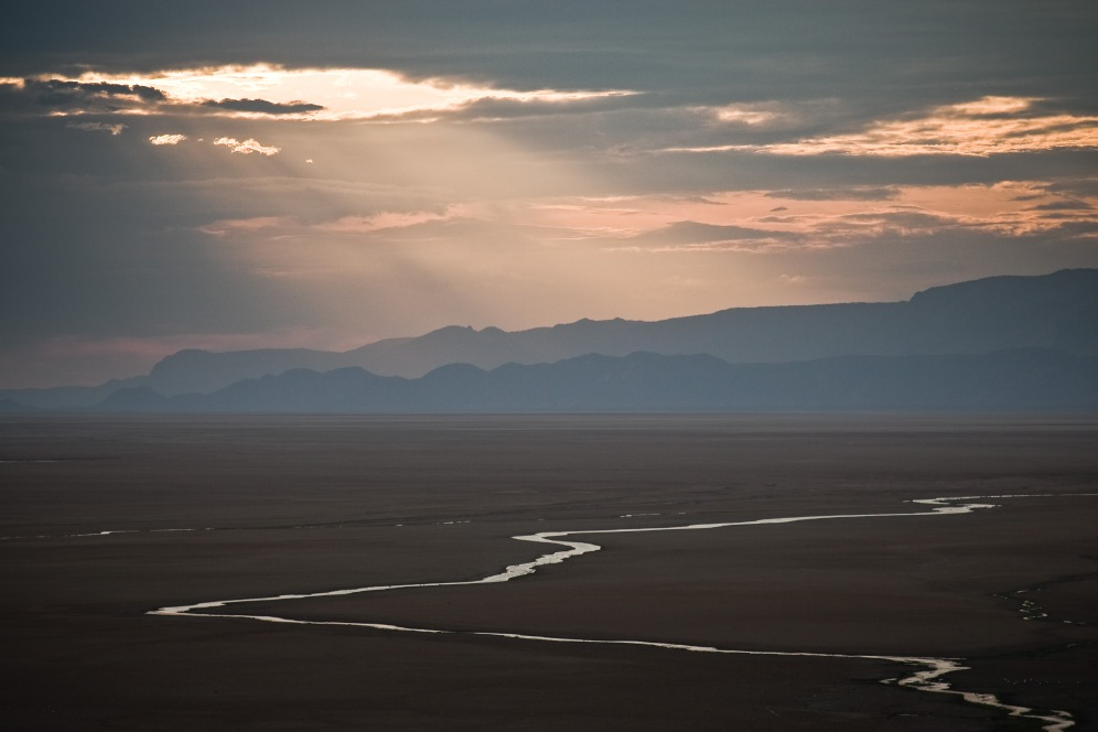 Lake Eyasi. Photo by Andrew Knapp. Boma Africa