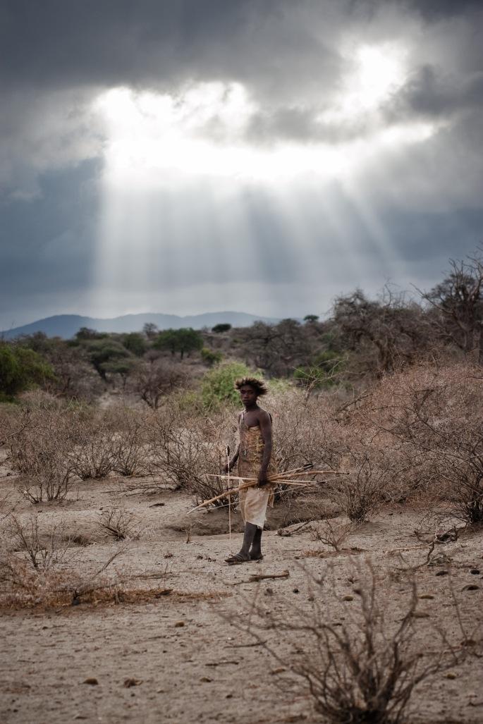 hadzabe tribe eyasi boma africa safari tanzania kilimanjaro wildlife