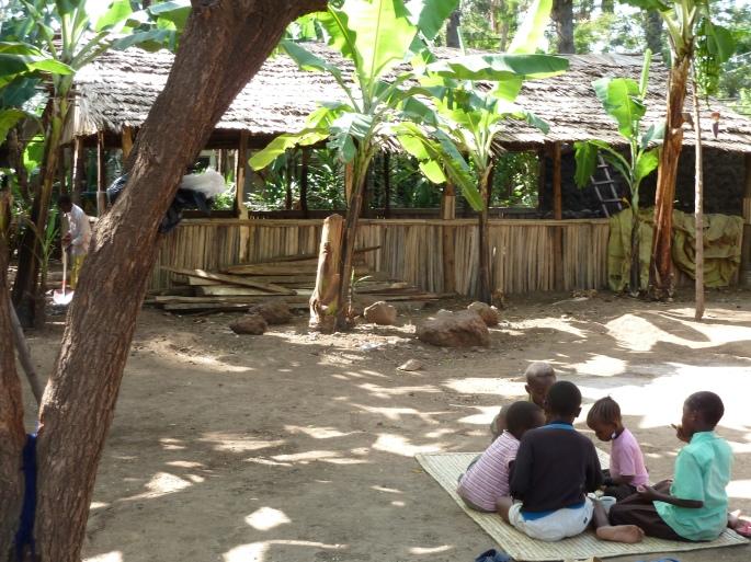Homestay in Mto wa Mbu viilage. Boma Africa