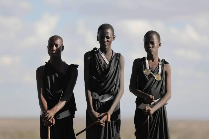 Maasai boma africa safari tanzania kilimanjaro