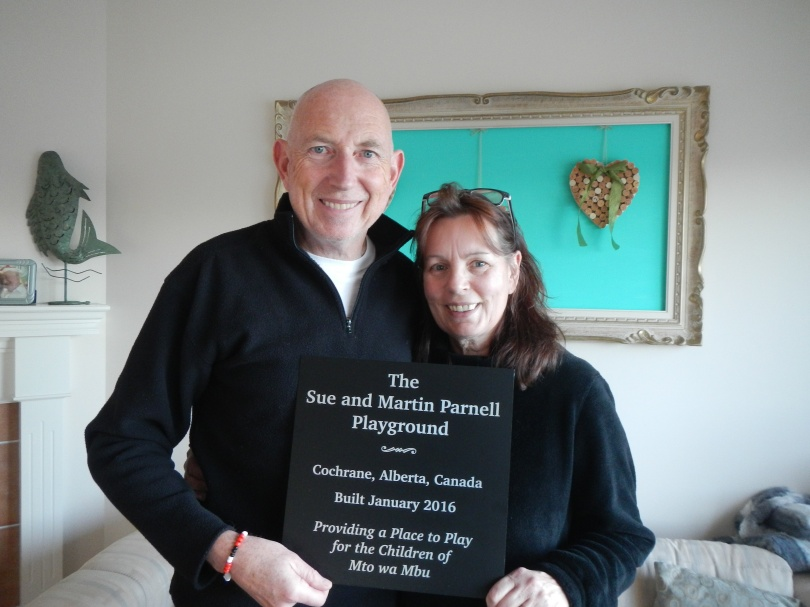 Sue & Martin Parnell Playground. Boma Africa