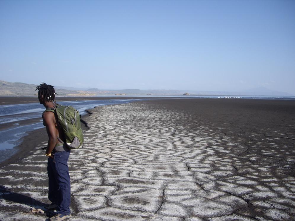 Lake Natron. Photo by Leesha Mafuru. Boma Africa