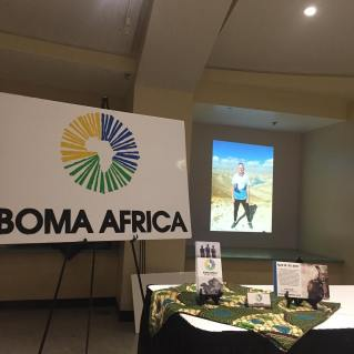 Boma Africa Martin Parnell